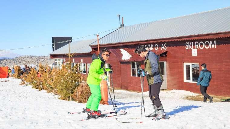 Kayak eğitimleri Funpark'da